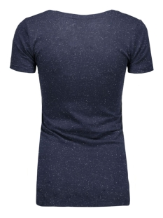 mlnarcis ss jersey top 20006273 mama-licious positie shirt navy blazer