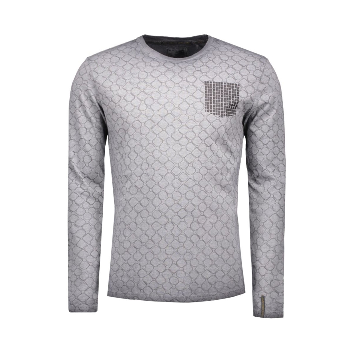 78120701 no-excess t-shirt 023 dk grey
