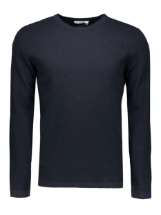 Jack & Jones Truien JPRTREVOR KNIT CREW NECK NOOS 12109891 Navy Blue