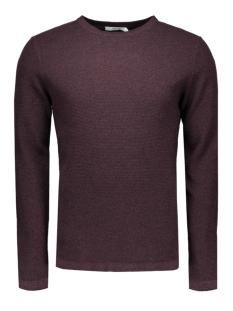 jprsteve knit crew neck noos 12110202 jack & jones trui sassafras