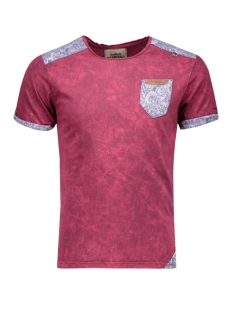 Gabbiano T-shirts 2749 bordo