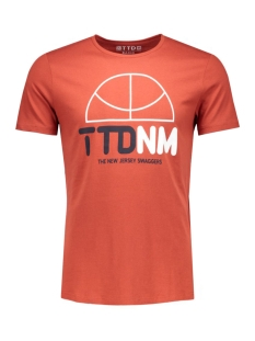 Tom Tailor T-shirt 1035820.00.12 4681