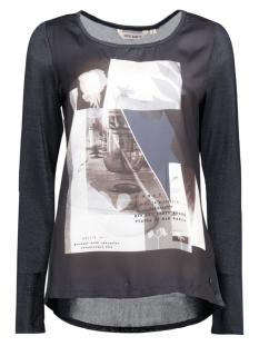 Garcia T-shirt T60220 20 Dark Navy