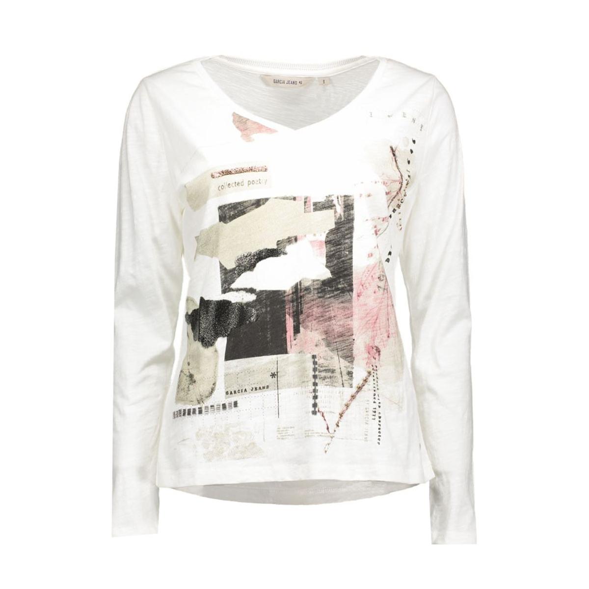 t60217 garcia t-shirt 27 winter white