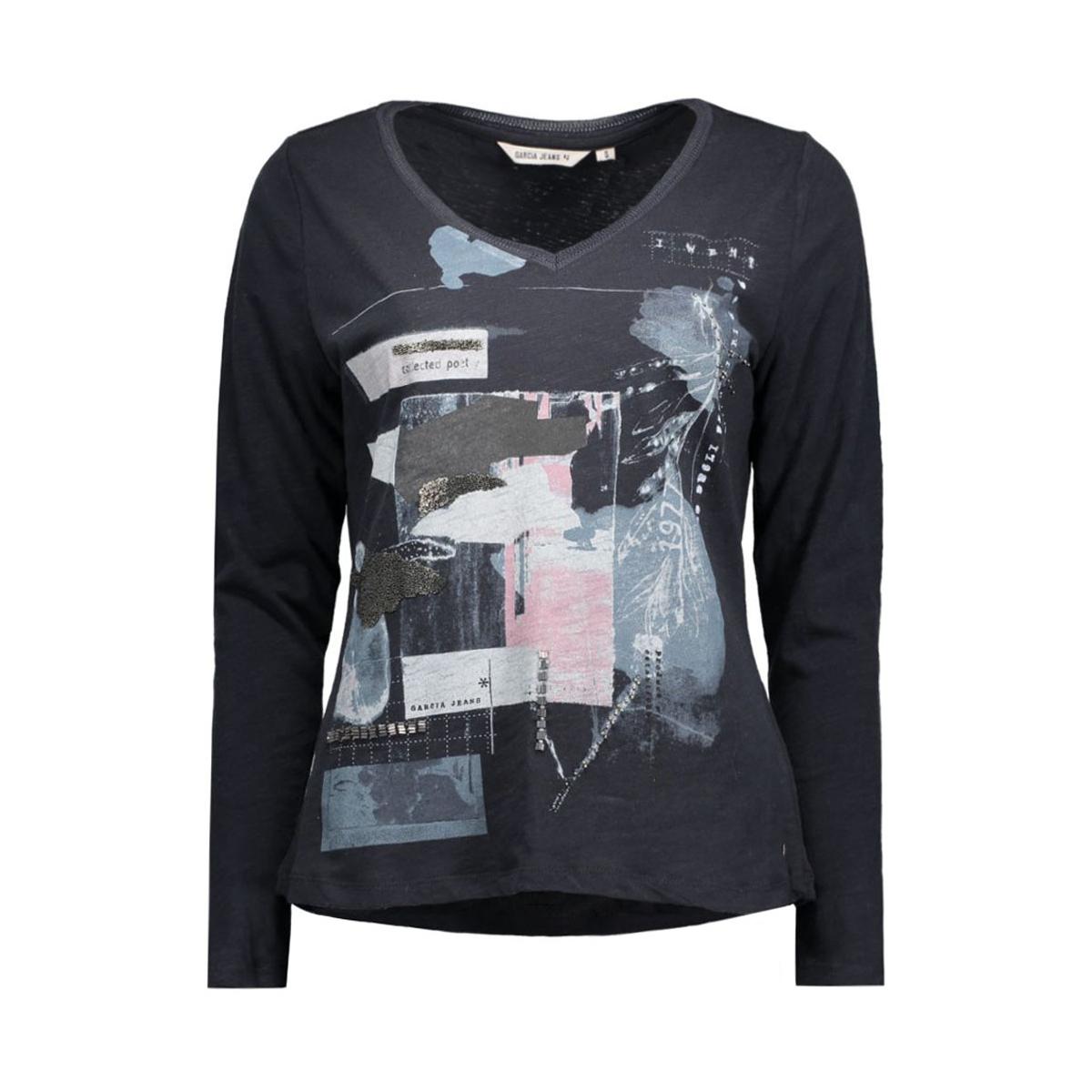 t60217 garcia t-shirt 20 dark navy