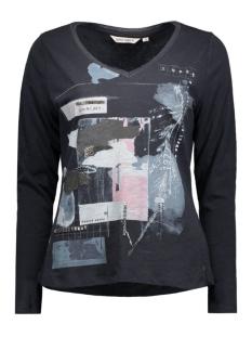 Garcia T-shirt T60217 20 Dark navy