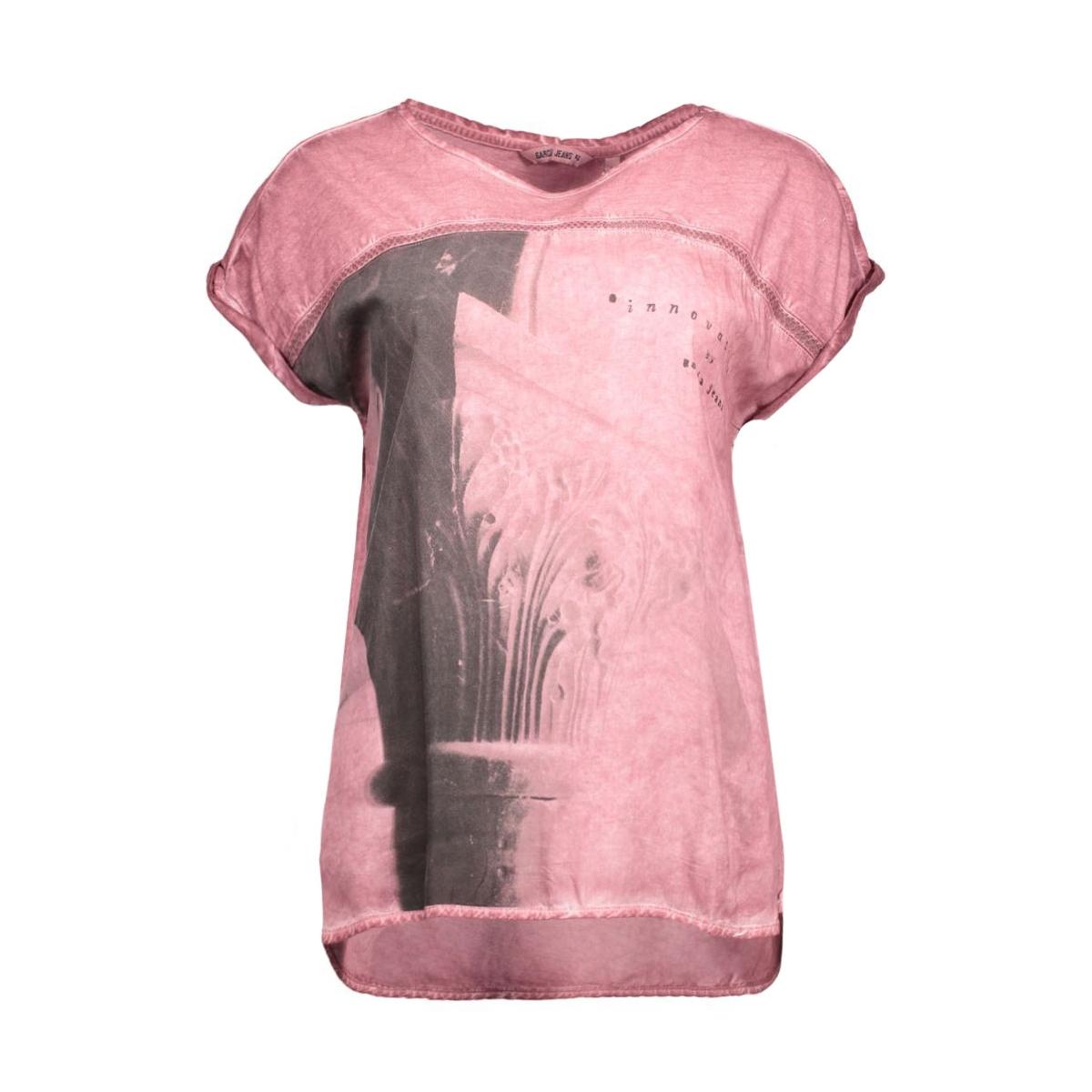 t60225 garcia t-shirt 1961 soft rose
