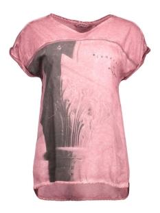 Garcia T-shirt T60225 1961 Soft Rose