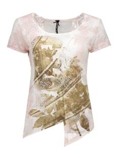 dt00750 key largo t-shirt rose dust