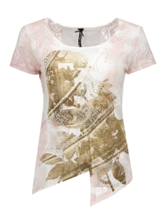 Key Largo T-shirt DT00750 Rose Dust