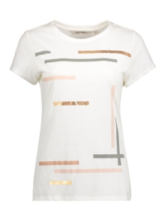 Garcia T-shirt A70009 53 Off White