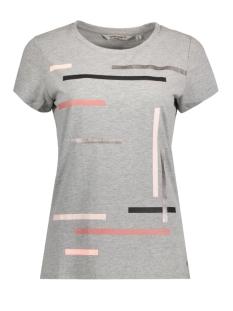 Garcia T-shirt A70009 66 Grey Melee