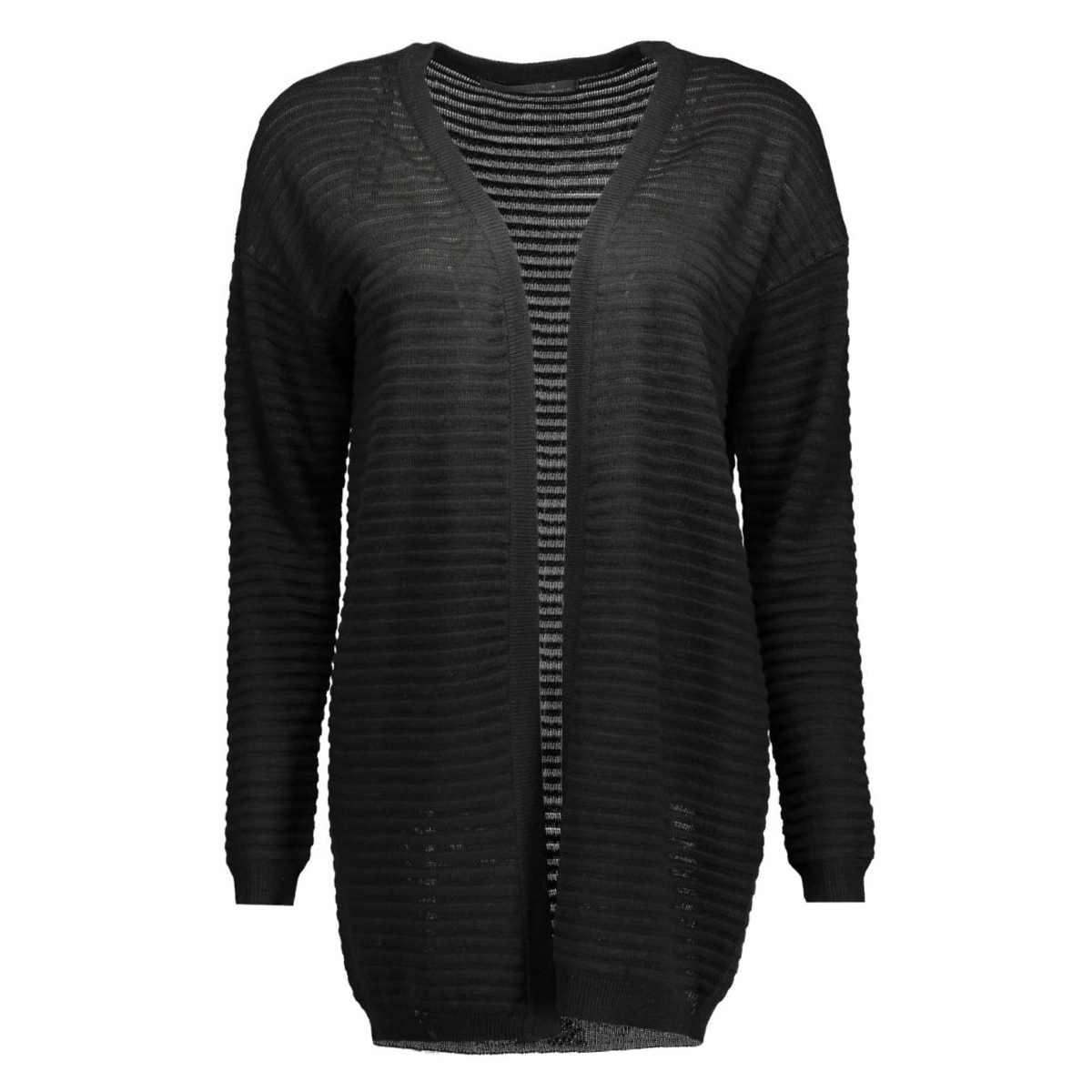 onlolivia new l/s cardigan knt noos 15115121 only vest black