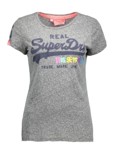 Superdry T-shirt G10004ANF1 Rugged Grey