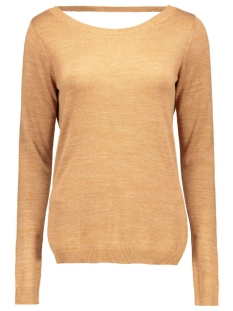 VILESLY L/S KNIT TOP TB 14035529 Wood Thrush