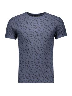 Jack & Jones T-shirt JORWATER TEE SS CREW NECK 12106990 Navy Blazer