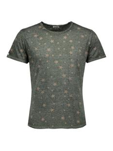 Key Largo T-shirt T00717 STARS 1514 OLIVE
