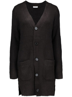 jdyarken l/s cardigan noos knt 15117366 jacqueline de yong vest black