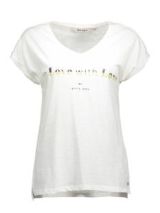 Garcia T-shirt T60216 27 Winter White