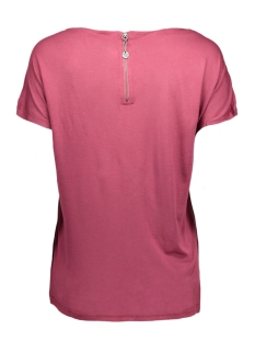 t60212 garcia t-shirt 1952 burgundy red