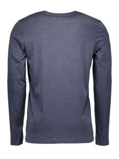 jcodont tee ls crew neck 12113844 jack & jones t-shirt navy blazer