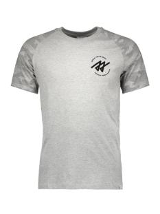 Jack & Jones T-shirt JCOLEIGH TEE SS CREWNECK 12109329 Light Grey