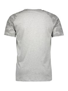 jcoleigh tee ss crewneck 12109329 jack & jones t-shirt light grey