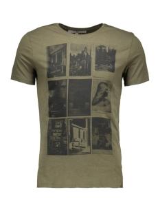 Garcia T-shirt T61202 1970 Base army
