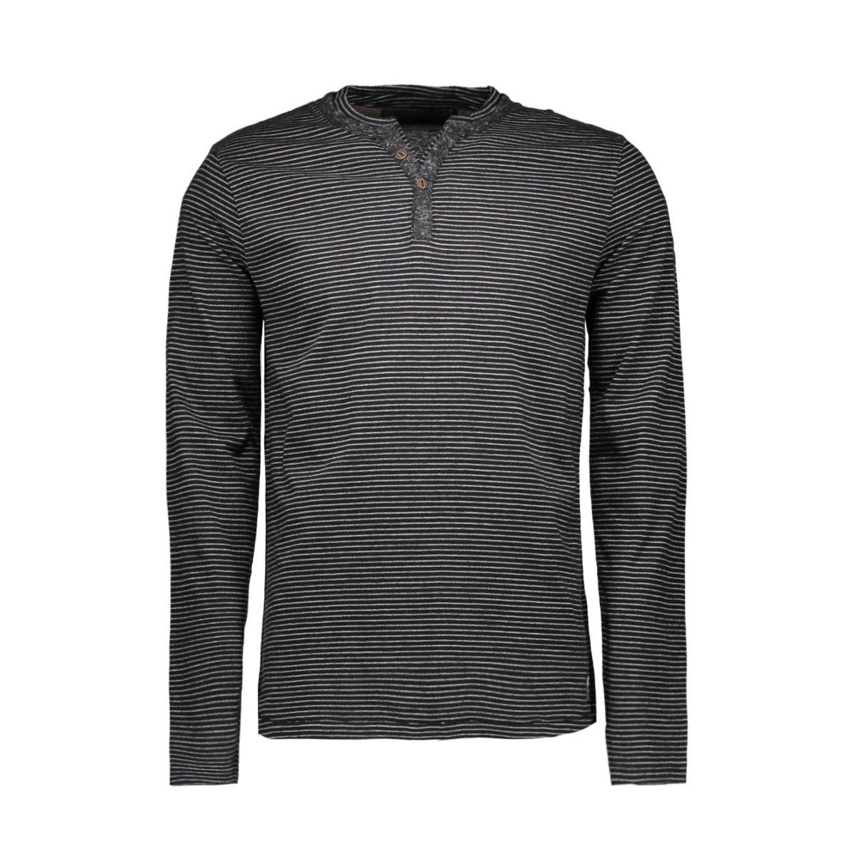 78150807 no-excess t-shirt 020 black
