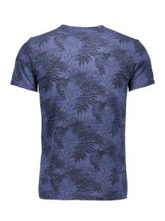 m10012xn  xjl superdry t-shirt grey marl navy