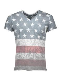 Key Largo T-shirt T00777 T BORN 1201 dark blue