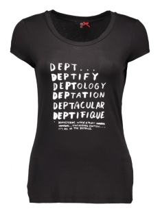 DEPT T-shirt 31101087 80041 black
