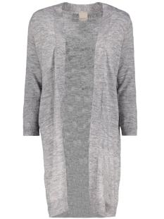 Vero Moda Vest VMCLEMENTINE COPENHAGEN 3/4 OPEN CARDIGA 10157573 Light Grey Melange