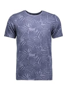Jack & Jones T-shirt JPRAMY TEE SS CREW NECK 12117044 Navy blazer/Tall and s