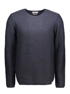 JORSWING KNIT CREW NECK CAMP 12109553 Navy Blazer
