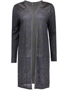 Only Vest onlCASEY L/S OPEN CARDIGAN KNT 15123307 Night SKy