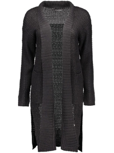 onlnew emma l/s open cardigan knt 15120860 only vest black