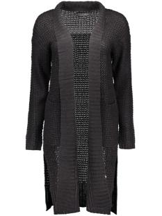 Only Vest onlNEW EMMA L/S OPEN CARDIGAN KNT 15120860 Black
