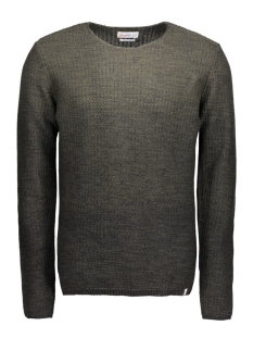 JORSWING KNIT CREW NECK CAMP 12109553 Rosin