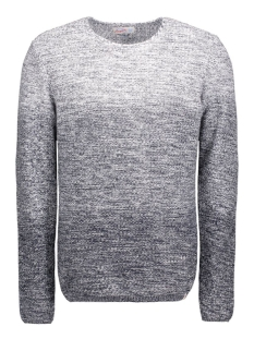 JORSWING KNIT CREW NECK CAMP 12109553 Cloud Dancer