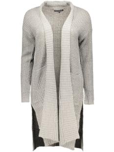 Only Vest onlNEW EMMA L/S OPEN CARDIGAN KNT 15120860 Medium Grey Melange