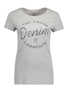 Tom Tailor T-shirt 1036780.09.71 2707