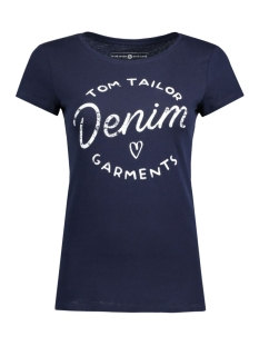 Tom Tailor T-shirt 1036780.09.71 6593
