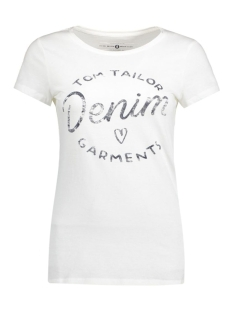 Tom Tailor T-shirt 1036780.09.71 8005