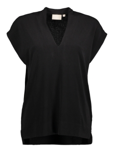 InWear T-shirt Yamini Top KNTG 10050 Black
