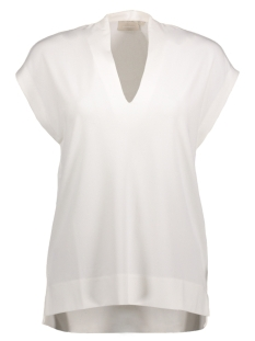 InWear T-shirt Yamini Top KNTG 10051 White Smoke