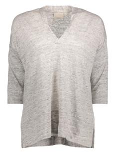 InWear T-shirt Yori Tshirt 10030 Light Grey Melange