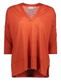 InWear T-shirt Yori Tshirt KNTG 10872 Brandy