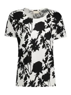 InWear T-shirt Yoki Tshirt KNTG 30101964 11071 Moonlight flower