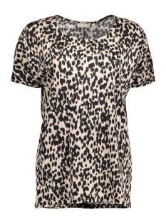 InWear T-shirt Yoki Tshirt 30101964 11106 Painted Leopard